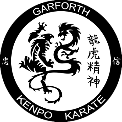Garforth Kenpo Karate Crest